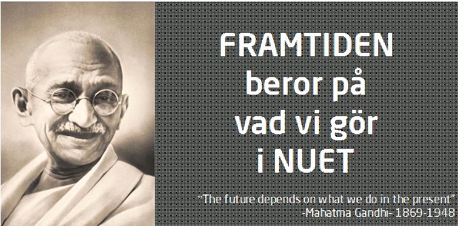 Framtiden beror på